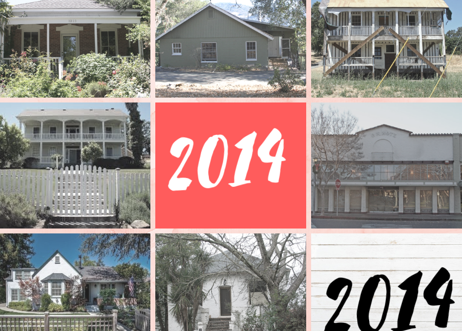 APD Preservation, 2014 in review